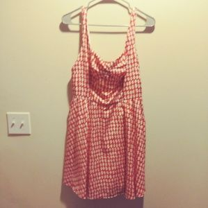Charlotte Russe Gingham like dress